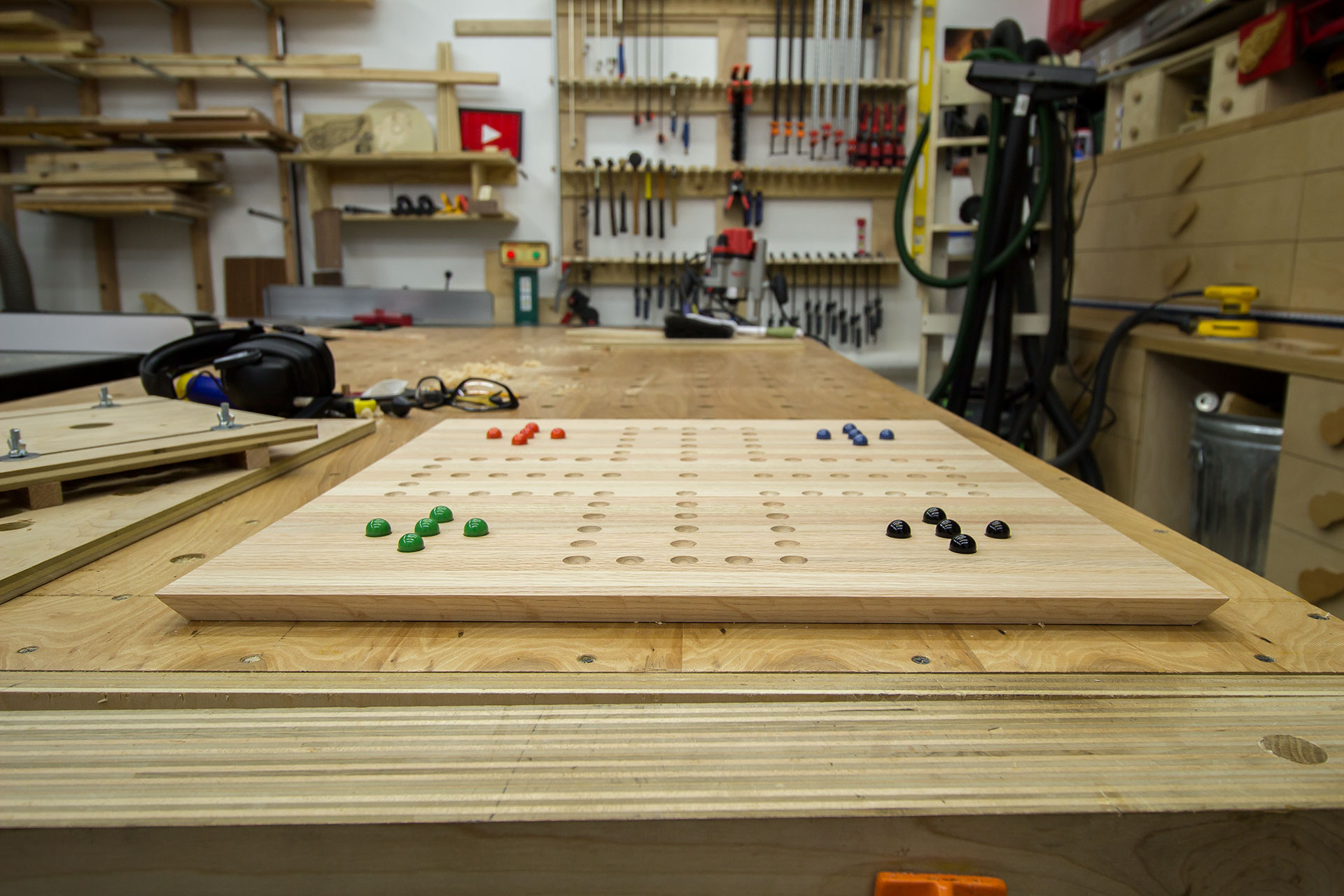 Easy Gift Project Homemade Board Games Jays Custom Creations