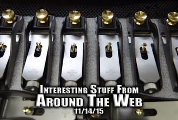 Interesting Stuff From Around The Web #105 – November 14, 2015