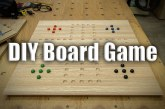 Easy Gift Project: Homemade Board Games