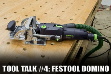 Tool Talk #4: Festool Domino DF 500 Q