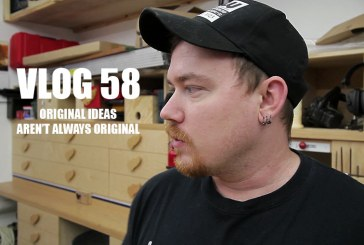 Vlog #58: Original Ideas Aren't Always Original