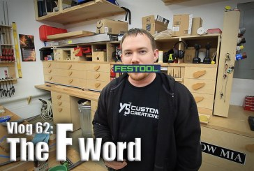 Vlog #62: The F Word