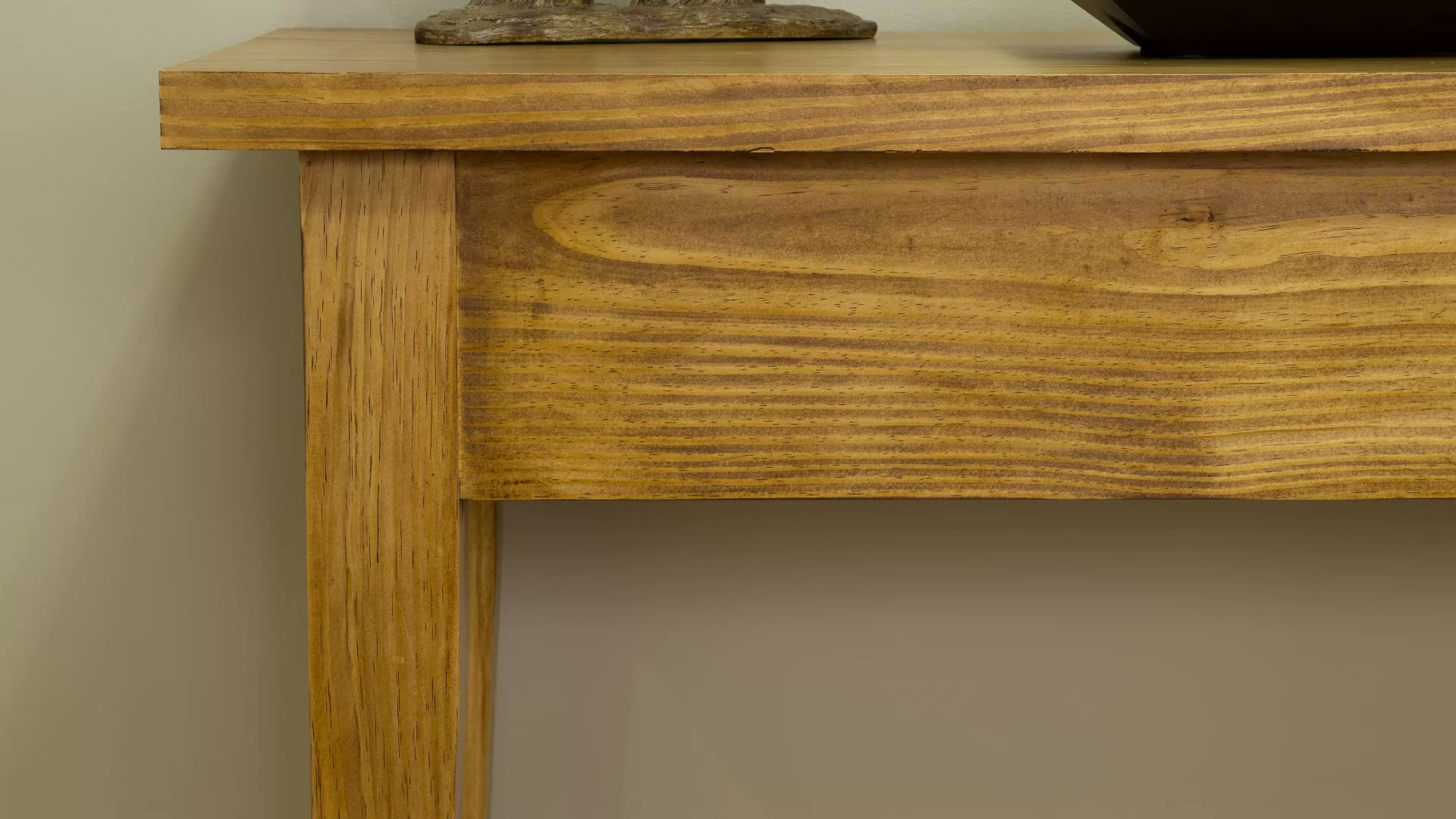 Mortise and tenon sofa table 27