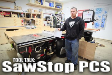 Tool Talk #5: SawStop PCS vs. Grizzly G0690