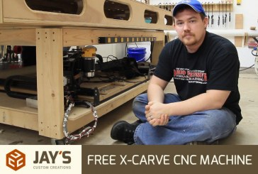Free X-Carve CNC Machine – PICKUP ONLY