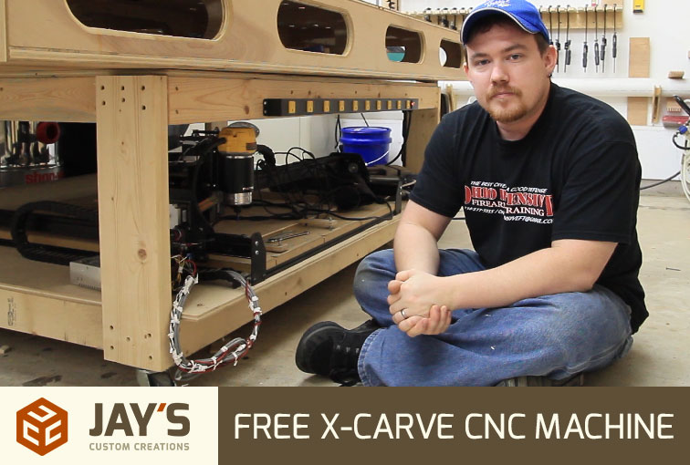 Free X Carve Cnc Machine Pickup Only Jays Custom Creations