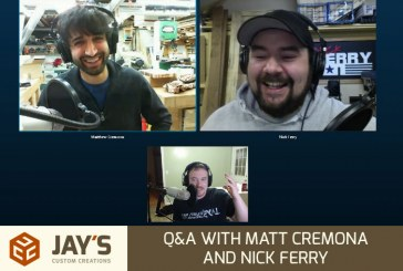 Q&A Experiment with Matt Cremona & Nick Ferry