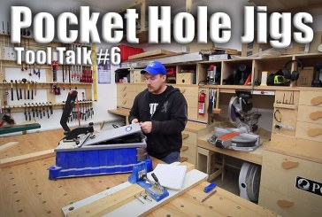 Tool Talk #6: My Pocket Hole Jigs