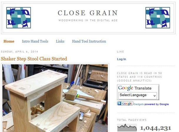 close-grain