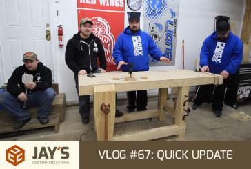Vlog #67: Quick Update