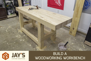 Build A Woodworking Workbench