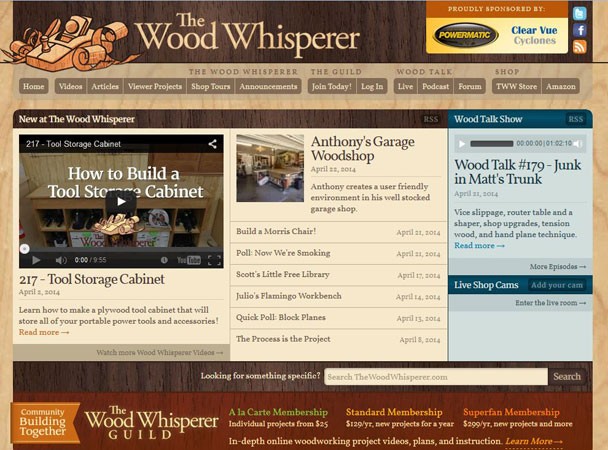 the-woodwhisperer
