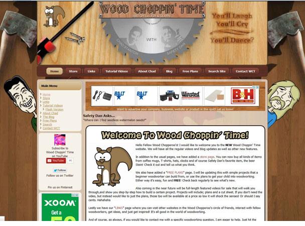 woodchoppintime