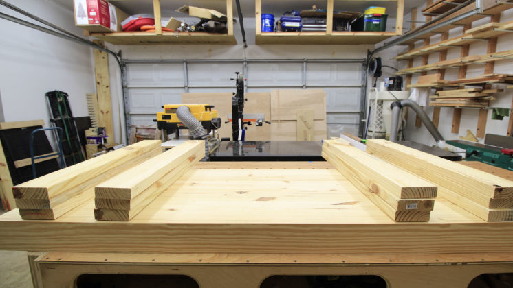 woodworking workbench (10)
