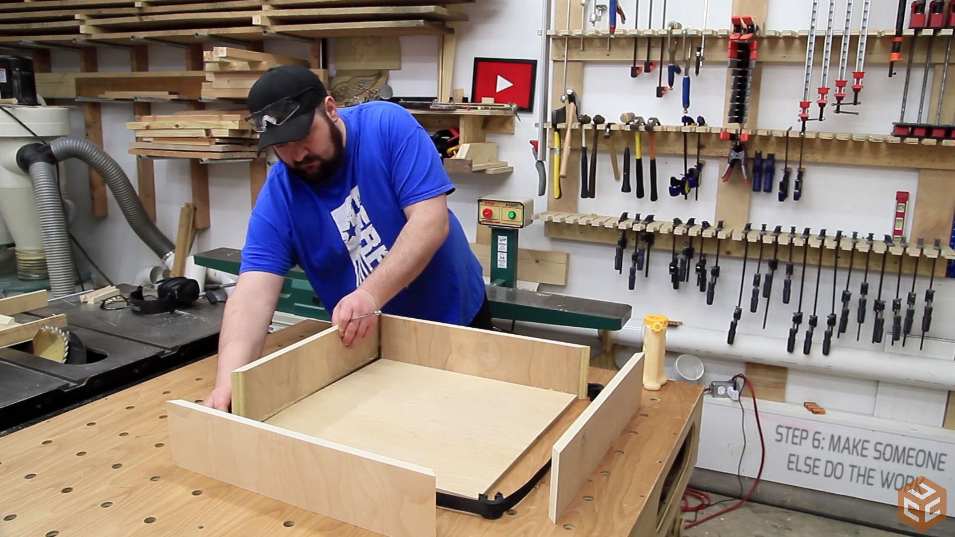 Dart Board Cabinet (9)