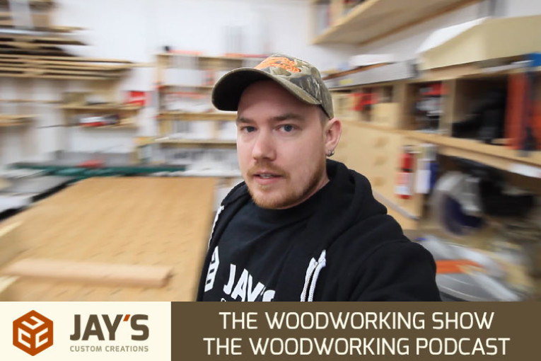 2 Anouncements: The Woodworking Show & The Woodworking Podcast
