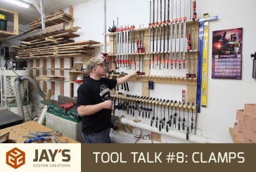 Tool Talk #8: Clamps