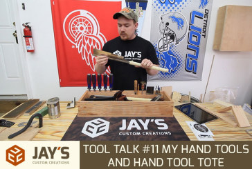 Tool Talk #11 My Hand Tools and Hand Tool Tote