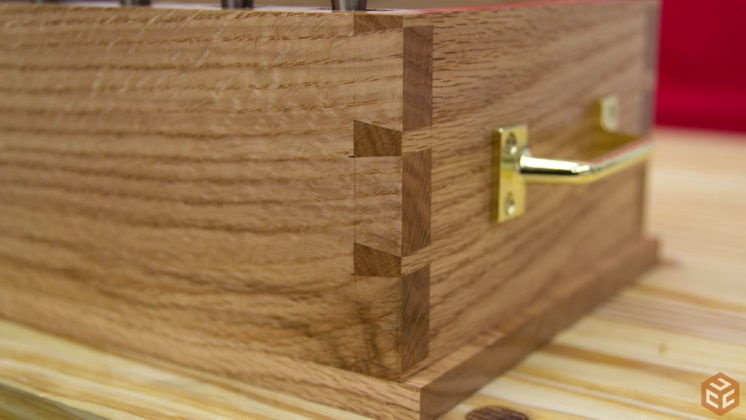 hand cut dovetail hand tool tote (30)