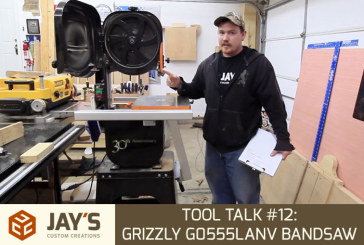 Tool Talk #12: Grizzly Bandsaw
