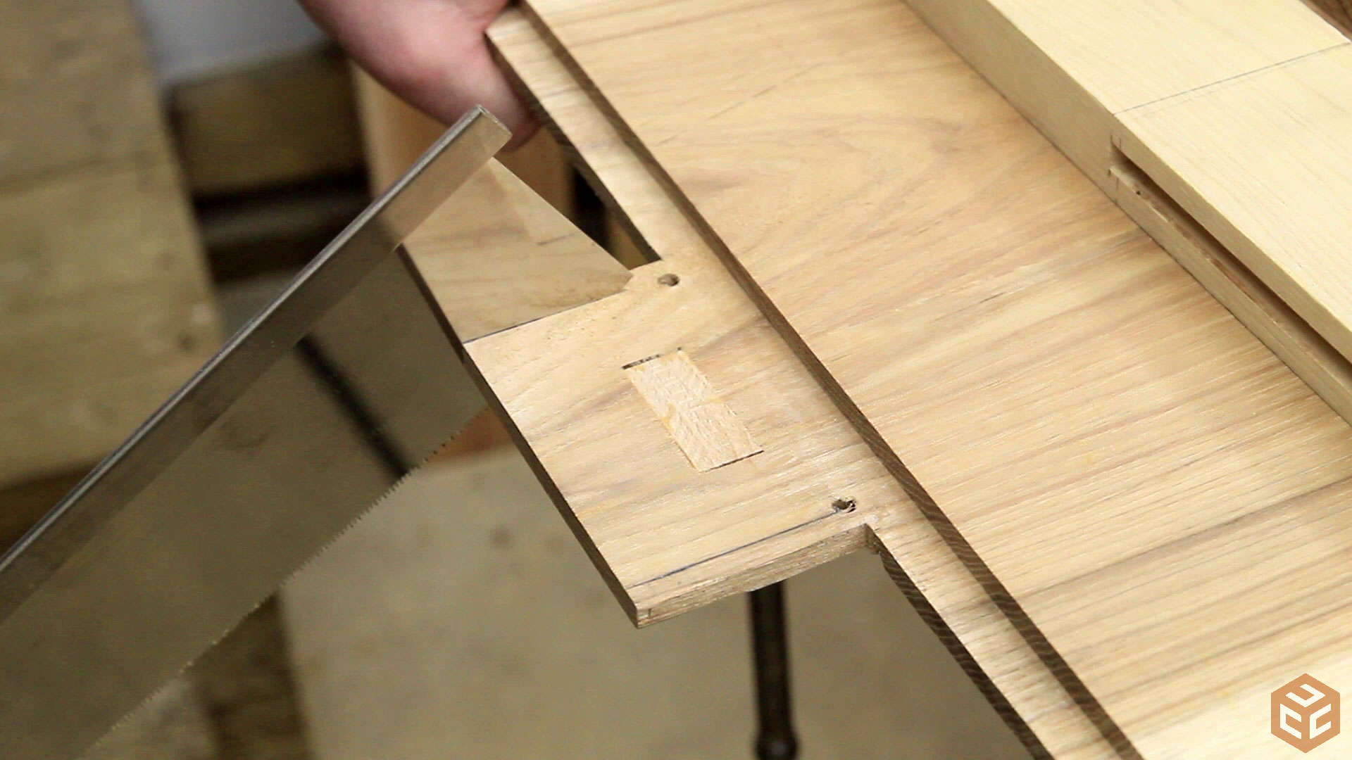 wedged through mortise and tenon sprung breadboard end jays custom