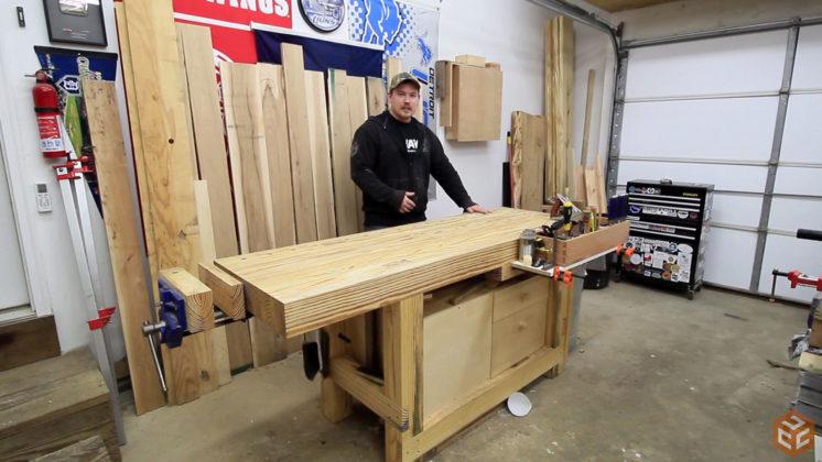 woodworking workbench upgrades (1)