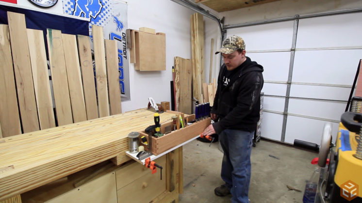 woodworking workbench upgrades (2)