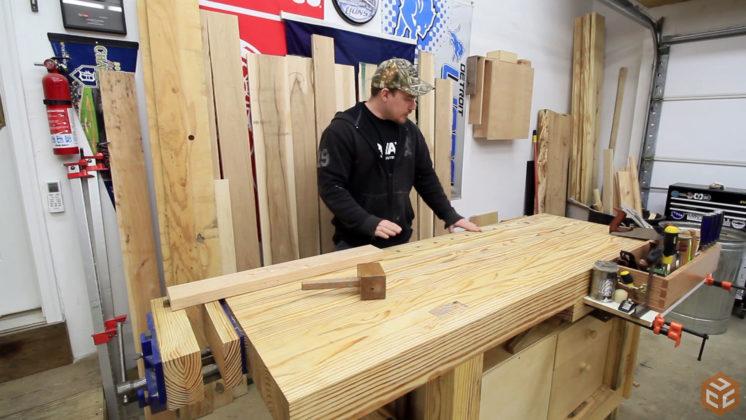 woodworking workbench upgrades (3)