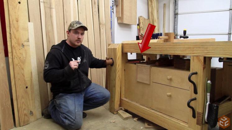 woodworking workbench upgrades (5)