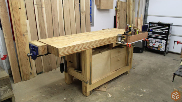 woodworking workbench upgrades (9)