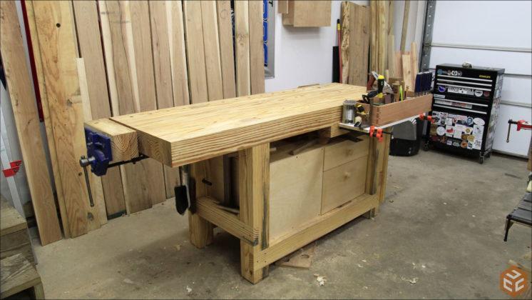 woodworking workbench upgrades (9)