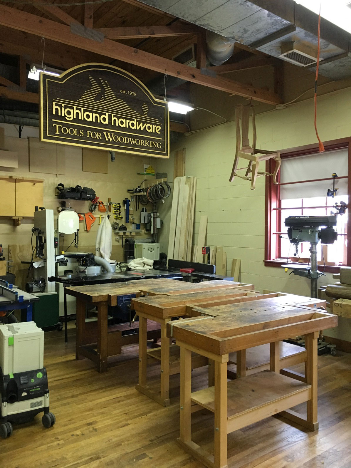 My Quick Visit To Highland Woodworking In Atlanta Jays Custom Creations
