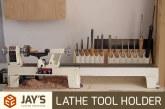 Quick & Easy Lathe Tool Holder