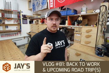 Vlog #81: Back To Work & Upcoming Road Trip(s)