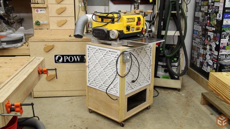 woodshop air cleaner cart (24)