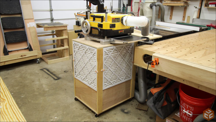 woodshop air cleaner cart (25)