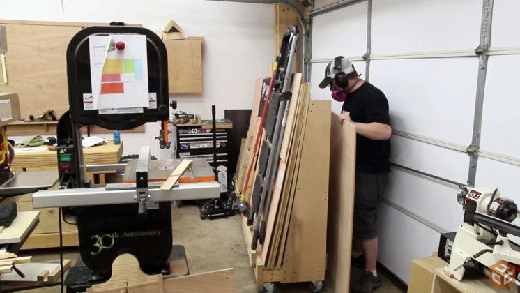 woodshop air cleaner cart (7)