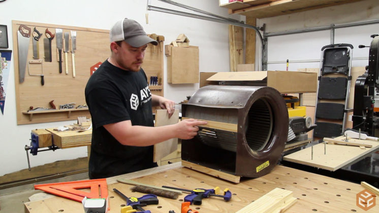 woodshop air cleaner cart (9)