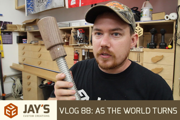 Vlog 88: As The World Turns