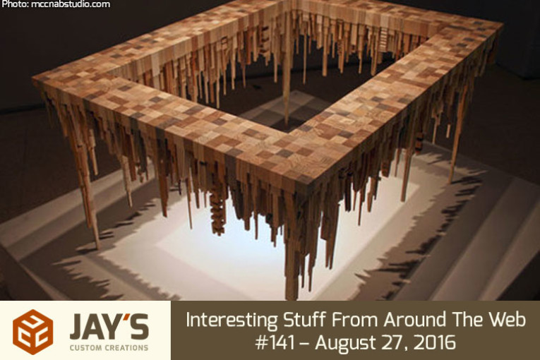 Interesting Stuff From Around The Web #141 – August 27, 2016