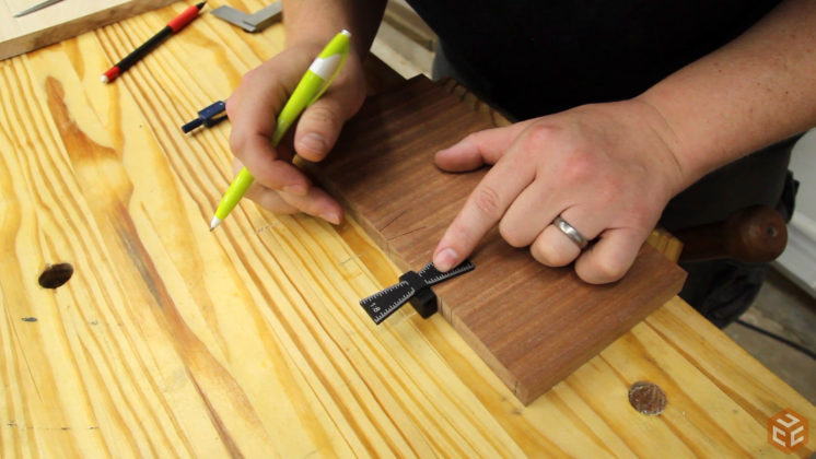 hand cut dovetail utensil shelves (11)