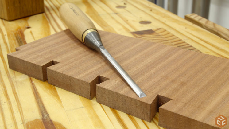 hand cut dovetail utensil shelves (21)