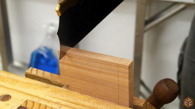 hand cut dovetail utensil shelves (23)