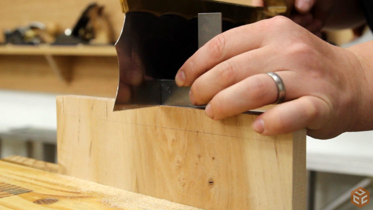 hand cut dovetail utensil shelves (26)