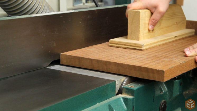 hand cut dovetail utensil shelves (3)
