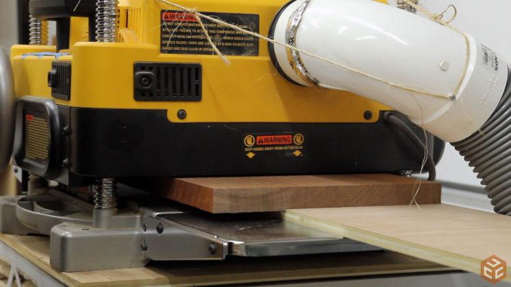 hand cut dovetail utensil shelves (4)