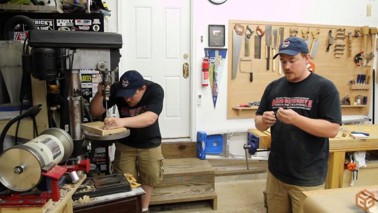 restore hand plane stanley bailey 5 (13)