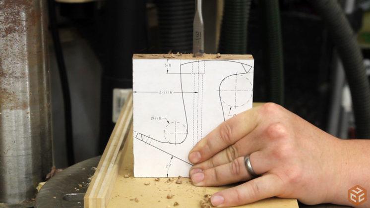 restore hand plane stanley bailey 5 (15)