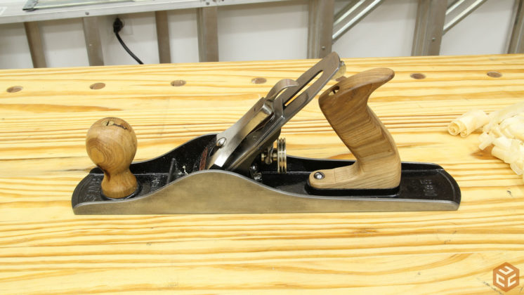 restore hand plane stanley bailey 5 (43)