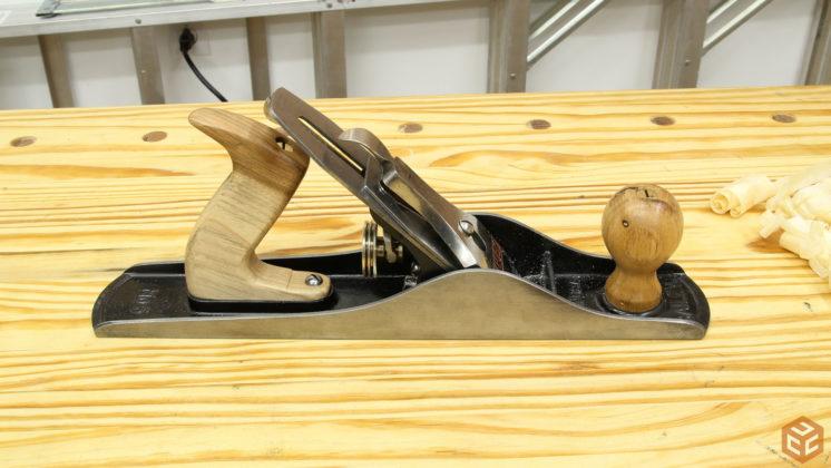 restore hand plane stanley bailey 5 (48)